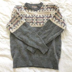 Pitlochry Shetland Sweater